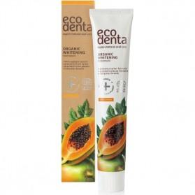 Pasta do zębów wybielająca z ekstraktem z papai 75ml Ecodenta