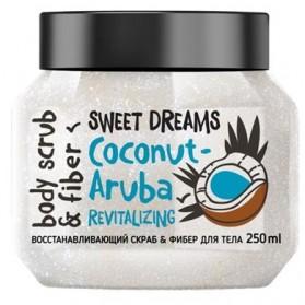 Odbuduwujący peeling do ciała Coconut & Aruba 250ml