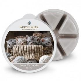 Loves To Cuddle wosk Goose Creek
