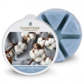Cotton Vanilla Breeze wosk Goose Creek