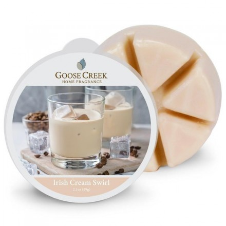 Irish Cream Swirl wosk Goose Creek