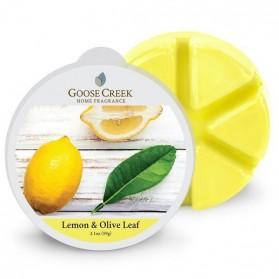 Lemon & Olive Leaf wosk Goose Creek