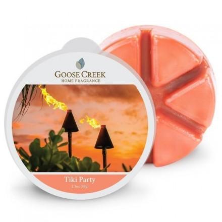 Tiki Party wosk Goose Creek